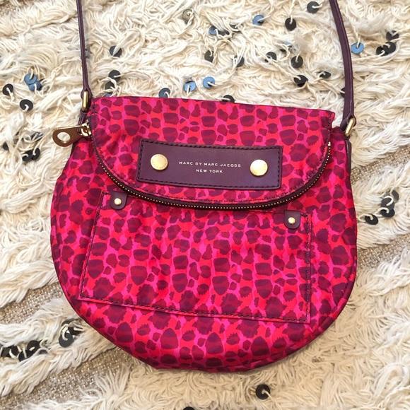 Marc By Marc Jacobs Handbags - Marc Jacobs cheetah crossbody!